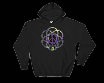 Galaxy Of Life Pull-Over Hoodie