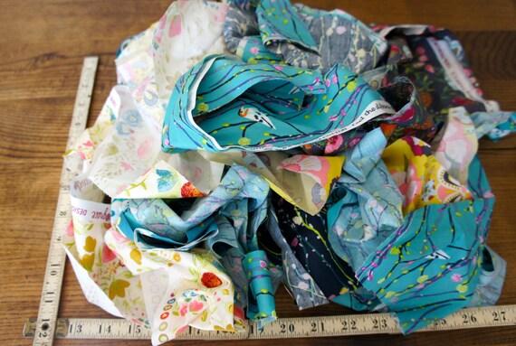 Art Gallery Grab Bag Scraps Bari J 16 oz