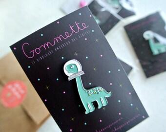 Stars - Valentine gift love dinosaur sticker badges