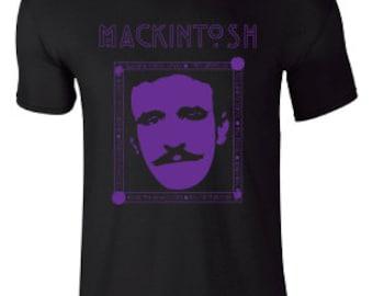 Charles Rennie MacKintosh Architect T shirt