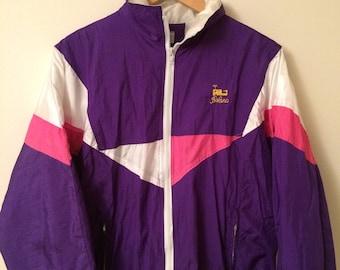 Funky 80's active wear jacket