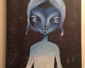 Female Star Child