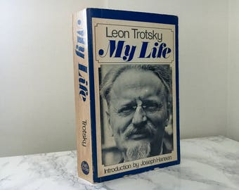 My Life : An Attempt at an Autobiography by Leon Trotsky (1970 Paperback)