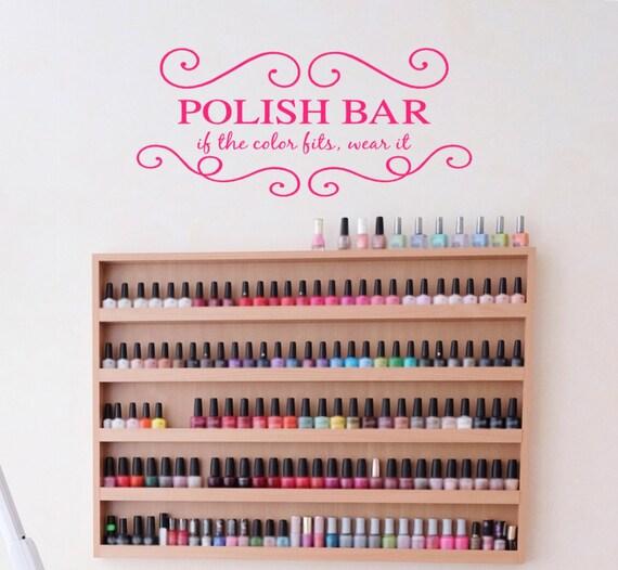 Nail Art Beauty Spa: Beauty Salon Decor-Nail Salon Wall Art-Spa Decor-Beauty Salon