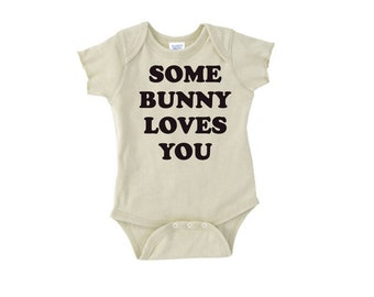Some Bunny Loves You Natural Organic