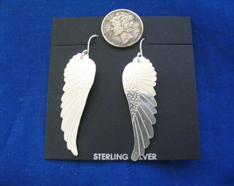 Eagle Wing earrings