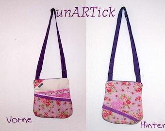 ZickyZackyBag, handbag, shoulder bag