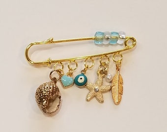 SEA SAFETY PIN