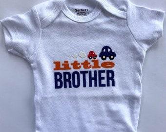 Little Brother-Cute Baby Onesie