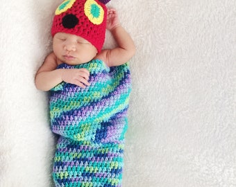 A Very Hungry Caterpillar Cocoon