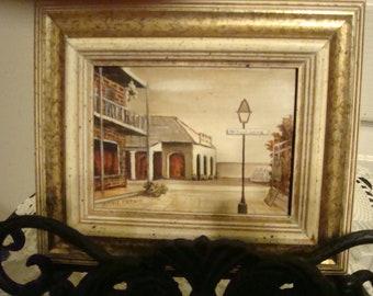 Original Oil Painting of Cape DaMonde