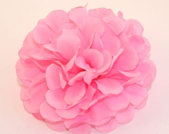 Pink Carnation Mum - Artificial Flowers, Silk Flowers
