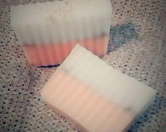 Goats Milk Almond Honey Oats Soap