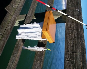 The Pier Bait Box - Bait Box, Fishing, Pier Fishing