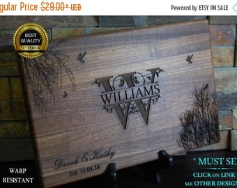 Personalized Cutting Board, cutting board