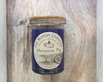 Moroccan Fig Mini - Fine Scented Candle - 4 oz