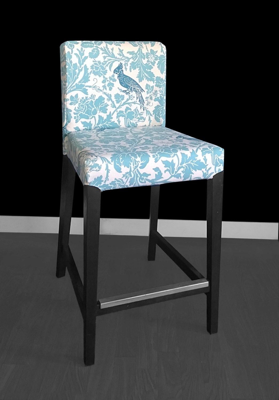 housse de tabouret de bar ikea cacato s oiseau dimpression. Black Bedroom Furniture Sets. Home Design Ideas