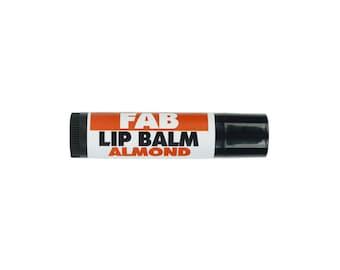 ALMOND Lip Balm Vegan