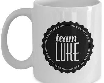 Team Luke Mug - Coffee Cup - Gilmore Girls Gifts