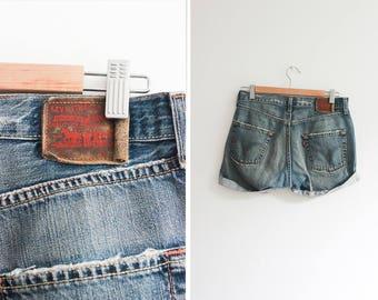 Vintage LEVI'S Denim Cutoff Shorts