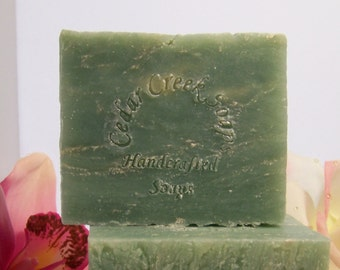 Fairy Dust Soap Fairy Dust Olive Oil Cold Processed Soap Vegan Soap
