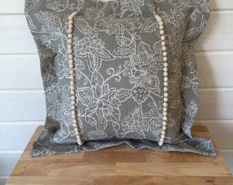 Unique design bobble cushion