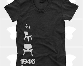 Eames Plywood Chair - Women's Shirt