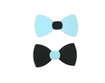 Bow Tie Cut Outs set of 50