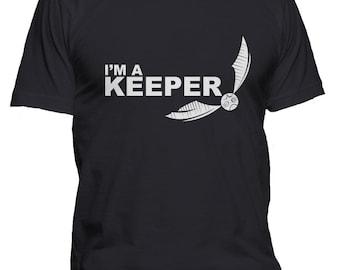I am a Keeper tee Men t-shirt