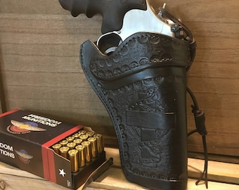 """Holster - Medium and Large Framed Revolvers with 4"""" Barrels"""