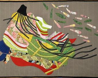 Kimono Quilt II – Ultimate Applique'