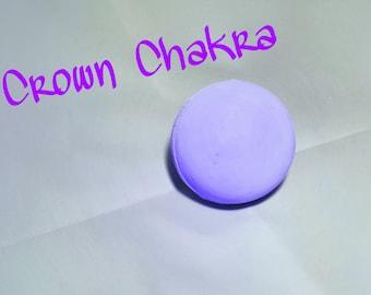 Bath bomb - crown chakra (violet)