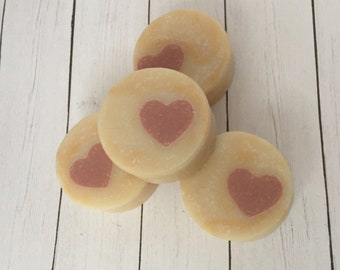 Same Love Guest Soap (SECONDS) - Handmade Soap - Cold Process Soap - Homemade Soap - Guest Soap - Elevation - Soap