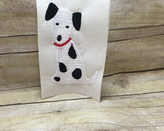 Dalmation Embroidery Design, Dalmation Embroidery