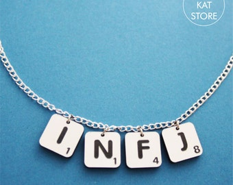 MBTI Necklace (16 types)