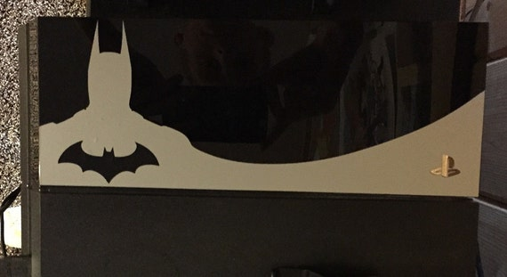 Items similar to batman arkham knight ps4 decal on etsy