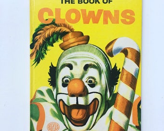 The Book of Clowns illustrated by James Schucker