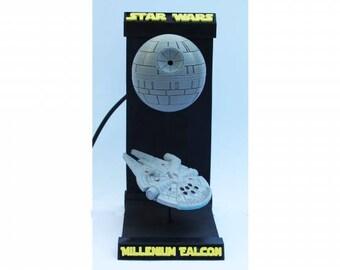 Lámpara Led Star Wars Halcón Milenario / MILLENIUM FALCON Led Lamp