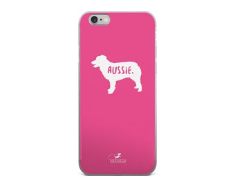 Australian Shepherd iPhone 6/6S or iPhone 6/6S Plus