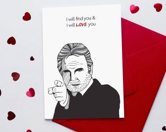 """Funny Valentines Card 