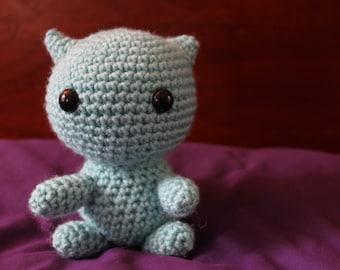 Crochet Chibi Bulbasaur Pokemon Plushie