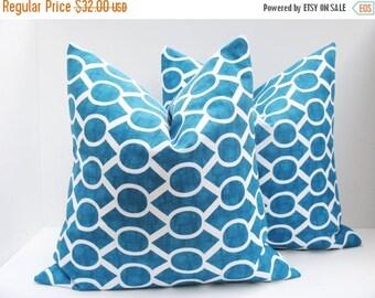 15% Off Sale Decorative Pillows - Blue Pillows - Blue pillow covers - Throw Pillow covers - Throw Pillows - Accent Pillows  - Toss Pillows -