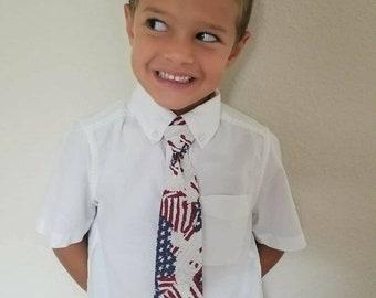 Boys neck tie / bow tie
