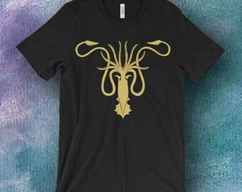 Game of Thrones House Greyjoy T-Shirt