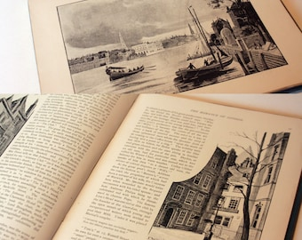 Illustrated Romance of Londons Vintage Books 1901 picture book of the city  Travel guide book 2207b0df3753
