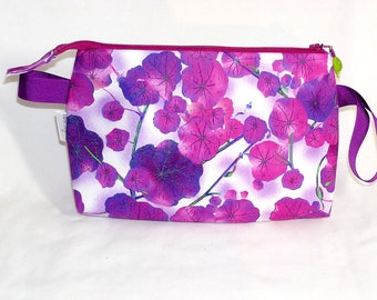 Morning Glories Tall Mia Bag