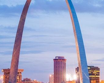 United States - Missouri - St Louis gateway arch - SKU 0197