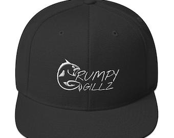 GrumpyGillz Logo Snapback