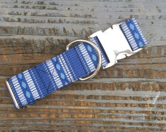 Braided Dog Collar, 1.5 inch dog collar, Large Dog Collar, Boy Dog Collar, Dog Collar Male, 2 inch dog collar, Dog Collar Braided, Collars,