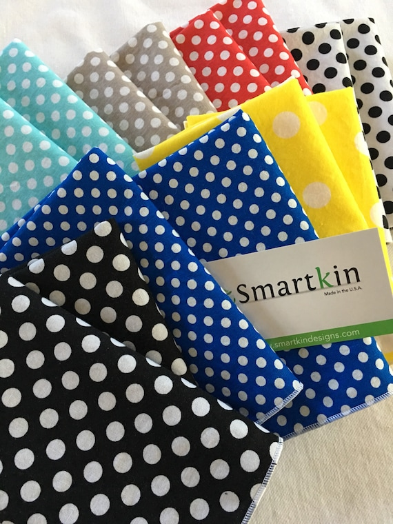 Cloth Napkin Pick a Polka Dot by Smartkin